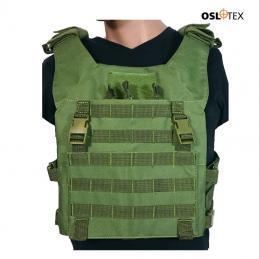OSLOTEX Chaleco JAK OD 1000D Talla XL Con Placas
