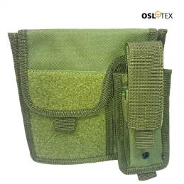 OSLOTEX Portamapa Con Portacargador OD