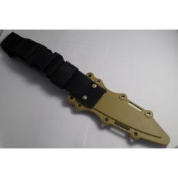 Cuchillo MOD 2 Tan