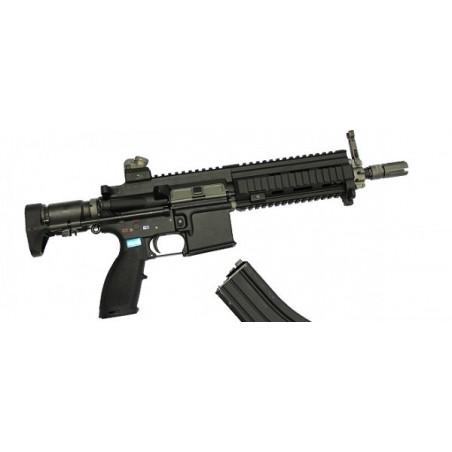 WE 888C Assault Rifle Airsoft Gas Blowback GBB