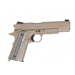 COLT 1911 M45 RAIL GUN CO2 TAN 180521