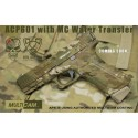 ACP Pistola Facelift NEW Multicam ACP601MC