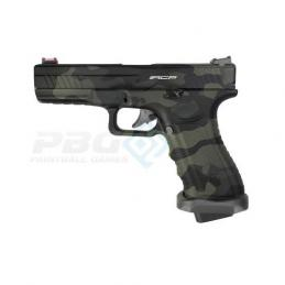6mm Co2 ACP601 Black Multi-Cam ACP601BKMC