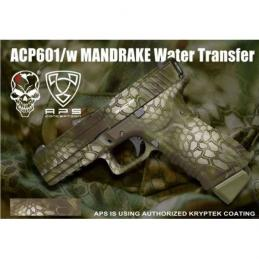 ACP Pistol Facelift NEW Kryptek Mandrake ACP601MD