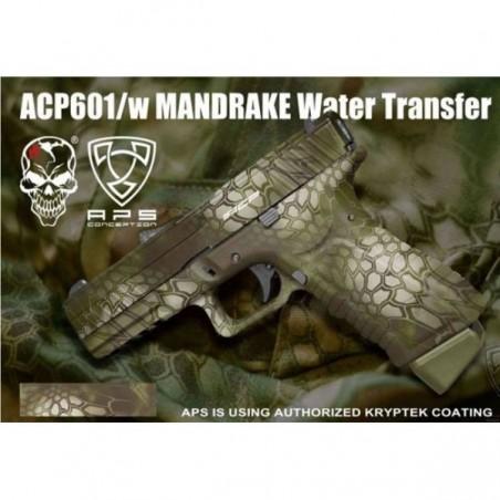 ACP Pistol Facelift NEW Kryptek Mandrake ACP601MD