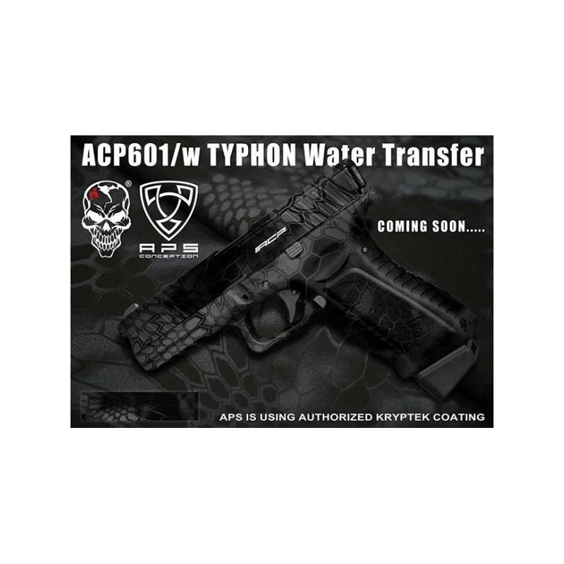 ACP Pistol Facelift NEW Kryptek Typhon ACP601TP