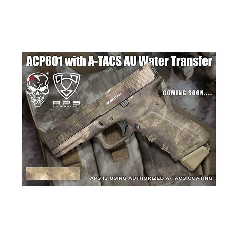 ACP Pistol Facelift NEW Atacs AU ACP601AU