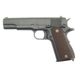 WE-ORIGINAL 1911 A-VERSION GBB Negro