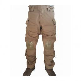 Pantalon tactico DELUXE TAN
