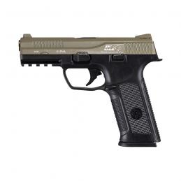 Pistola ICS BLE-001-SD4 ALPHA GAS BLOWBACK PISTOL TWO TONE