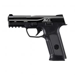 Pistola ICS BLE-001-SB ALPHA GAS BLOWBACK PISTOL BLACK