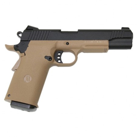 Pistola KJ WORKS KP-11 GAS BLOWBACK TAN