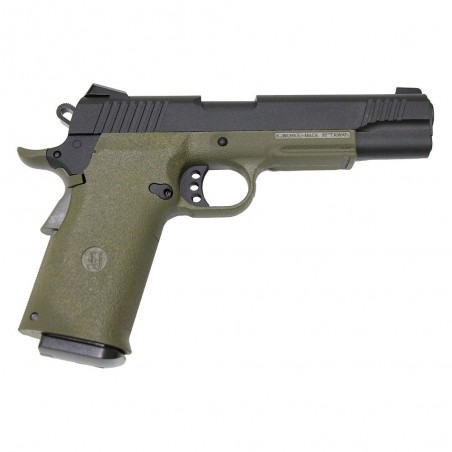 Pistola KJ WORKS KP-11 GAS BLOWBACK OD