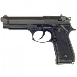 KJ WORKS KM9 GAS BLOWBACK BLACK