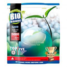 G&G Bio BB 0.20g / 1KG Aluminum Foil (White) / G-07-103