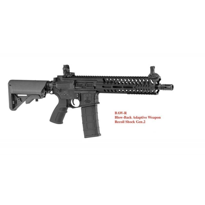 AEG COMBAT LT595 BAW CQB 10.5 BLACK BO DYNAMICS (AR05120)