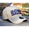 Gorra beisbol SEAL TEAM tan