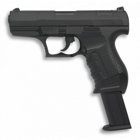 Pistola muelle P99 cargador ampliado