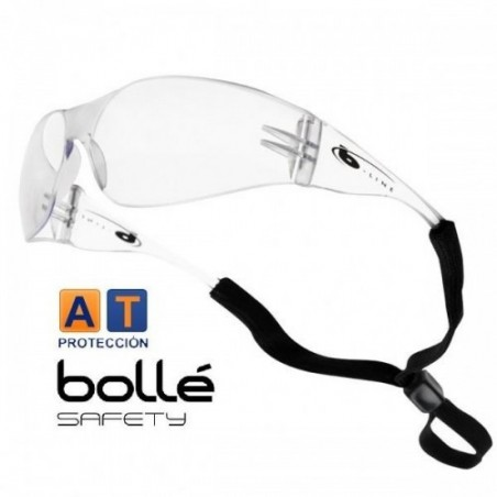 GAFA BOLLE SAFETY TRANSPARENTES