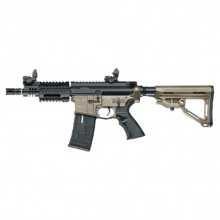 ICS IMD-280-1S CXP-HOG CQB BLOWBACK TWO TONE EBB (REAR WIRING)