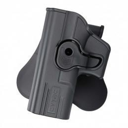 Pistolera rigid para zurdo Glock19,23,32 CYTAC