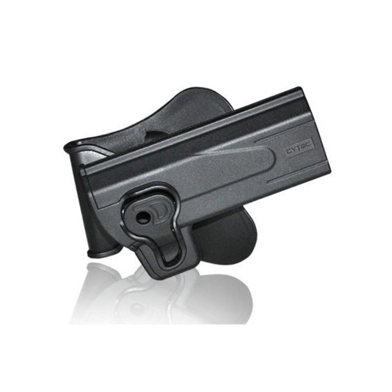 Pistolera Rigida Hi-Capa CY-HCP CYTAC BLACK