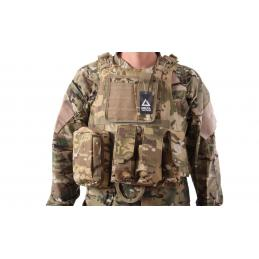 Chaleco Plate Carrier ATKS Delta Tactics V07