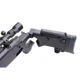Mauser L96 WELL Culata Plegable NEGRO MB08C