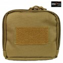 OSLOTEX Bolso Molle Mediano Coyote 18x16x3 cm