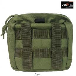 OSLOTEX Bolso Molle Mediano Coyote 18x16x3 cm