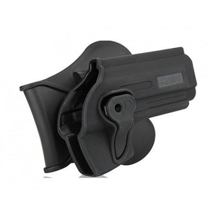 Pistolera Rigida para M9 Beretta 92,Beretta 92FS CYTAC