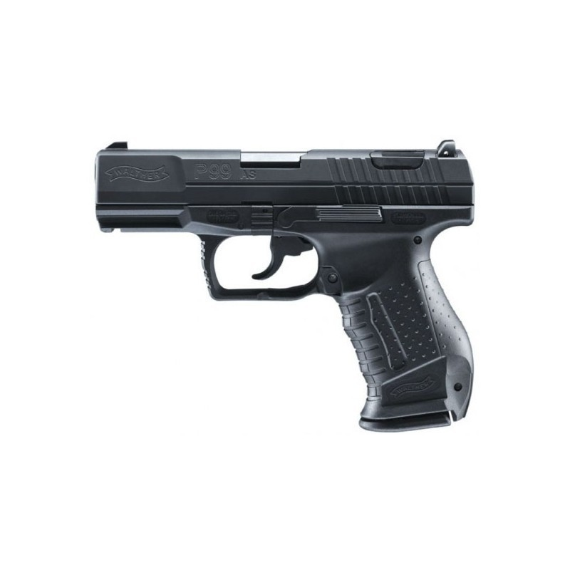 Pistola Walther P99 Duotone muelle