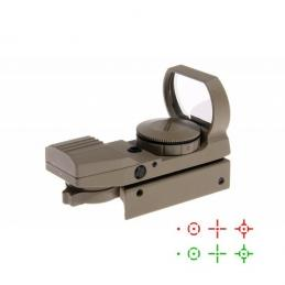 Mira Reddot Sight open