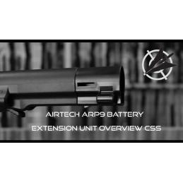 AIRTECH STUDIOS ARP 9 / 556 EXTENSION DE BATERIA