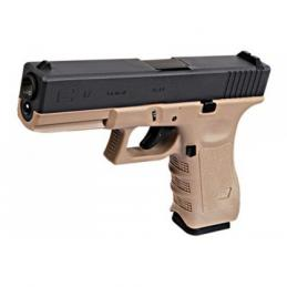 WE-GLOCK 17 GEN4 GBB TAN