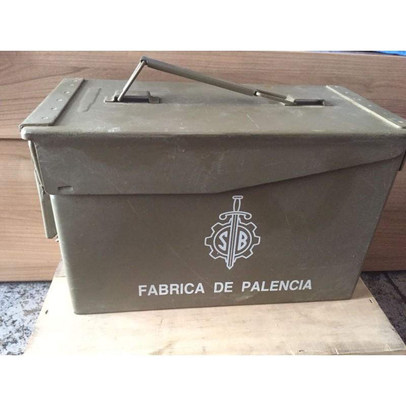Caja de Munición Metalica Año 1995