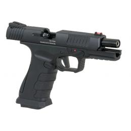 Pistola Shark APS Full Auto CO2 - Black/Tan
