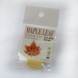 Goma Hop Maple LEAF Macaron 60º AEG