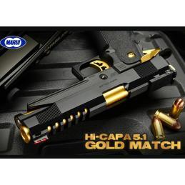 Tokyo Marui Hi-Capa 5.1 Gold Match