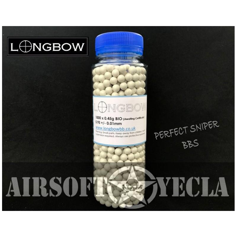 Bolas Longbow 0.45g x 1000 No-Bio