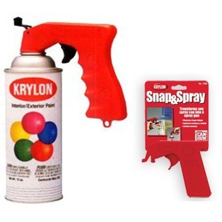 PISTOLA KRYLON SNAP & SPRAY CAN GUN