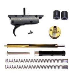 Kit Completo VSR10 STD Fijo Custom + SILENCER SPACER