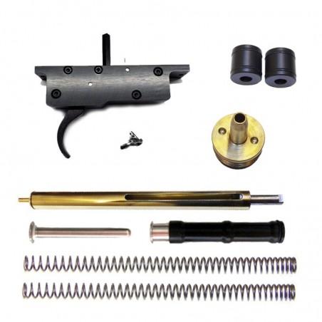 Kit Completo VSR10 STD Fijo Custom + SILENCER SPACER