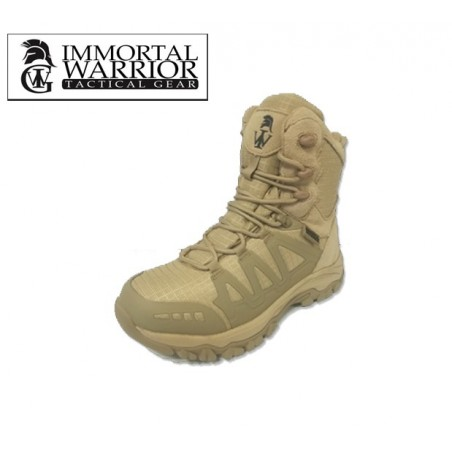"BOTA IMMORTAL WARRIOR BLACK OPS 6"" TN"
