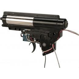 Set Ares Gearbox Metal completo Ares M4 Delantero