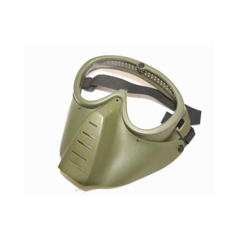 Mascara simple proteción NEGRA