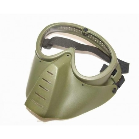 Mascara simple proteción OD