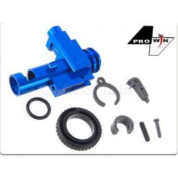 Camara ProWin M4 + Leva Jopa + Goma Madbull Azul
