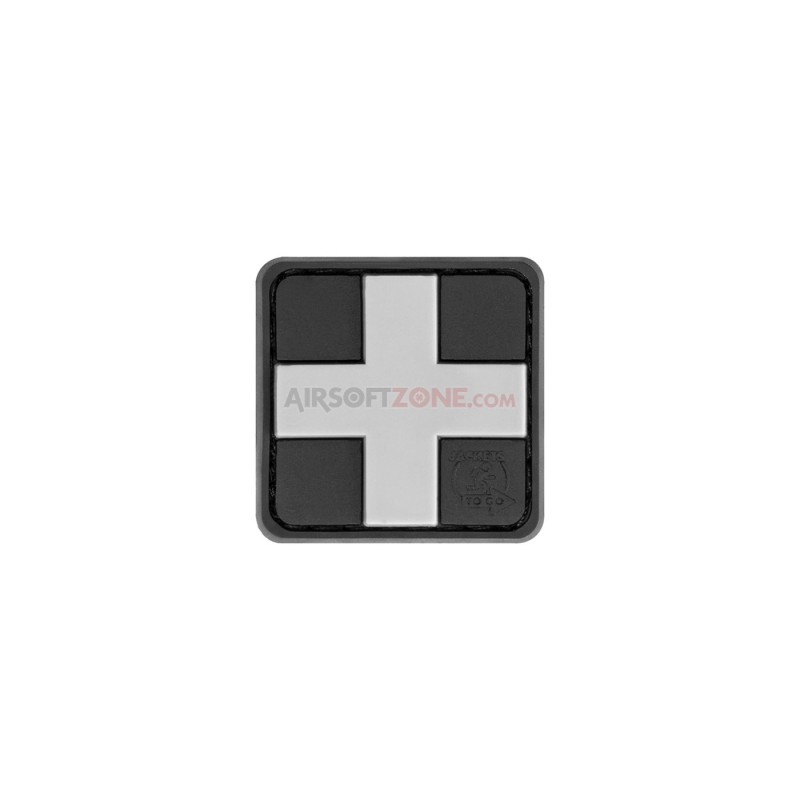 Parche Cruz Medico SWAT 25mm JTG
