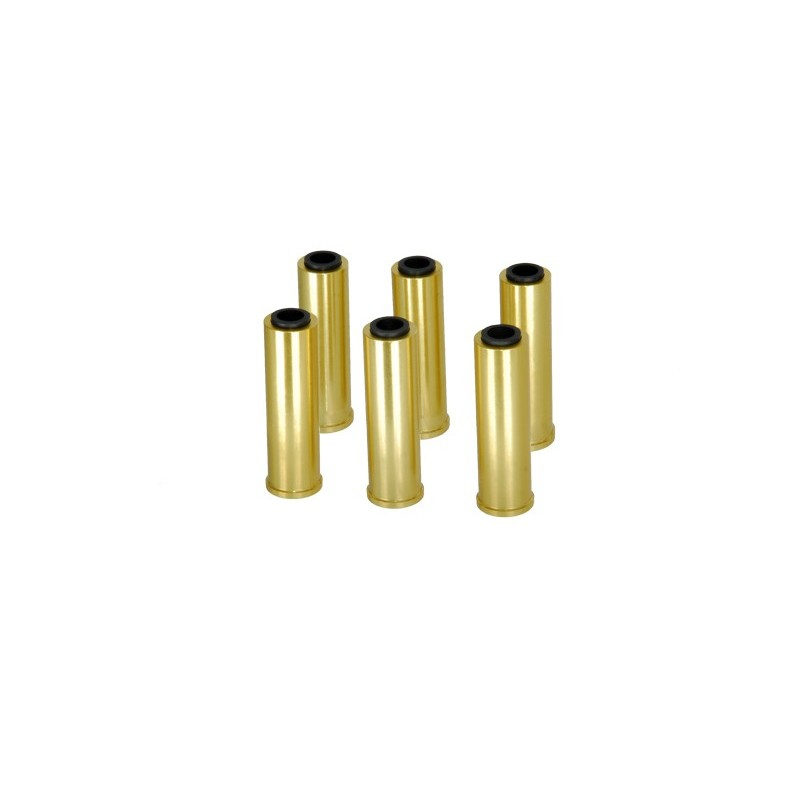 REVOLVER HFC GAS SILVER HG-132C